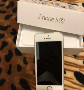 IPhone 5s Gold 32 гб