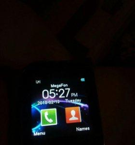 Часы андроид DZ09