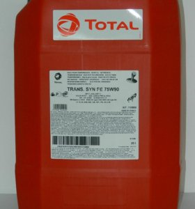 Total Transmission Dual FE 75W-90 20 л