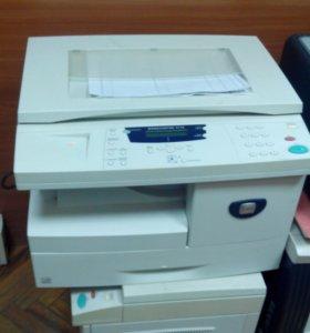Мфу лазерное Xerox WC4118 (принтер/копир)