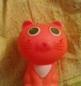 """Игрушка """"кошка"""""""