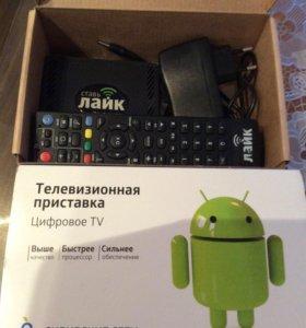 ТВ приставка Сибирские сети