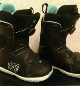 Сноуборд+крепления+ботинки