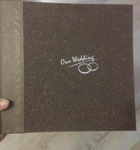 Альбом для свадебных фотографий