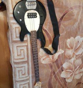 Бас-гитара CRUISER (CRUZER) by crafter MB-500/BK