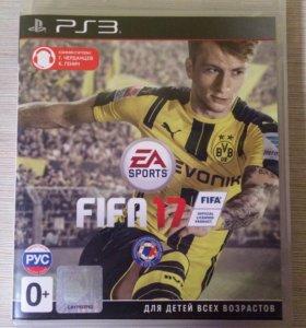 Fifa17 на PS3