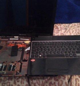 Монитор, клавиатура