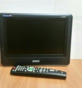 Переносной телевизор BBK LD1006SI с DVD плеером