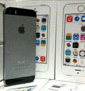 Афон 5S 16гигабайт отпечаток пальца работает