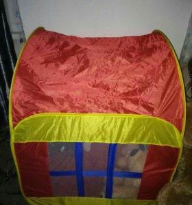 Продам палатку-домик