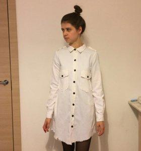 Платье, рубашка Zara