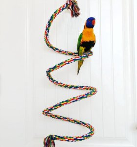 Игрушка для птиц (новая, хит продаж)