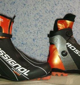 Ботинки лыжные беговые коньковые Rossignol X-Ium