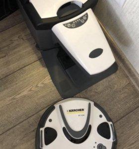 Робот-пылесос Karcher RS 4000