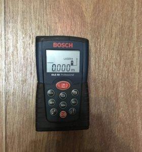 Лазерный двльномер Bosch DLE 40