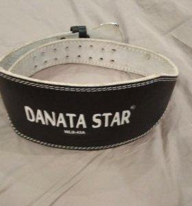 Пояс тяжелоатлетический Danata stat