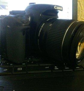 Фотоаппарат Canon 400D kit 18-55