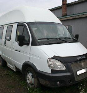 луидор -225000 автобус 2.5 литра АКПП