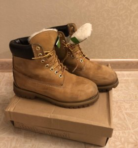 Зимние ботинки Timberlands