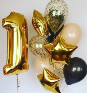 Шары с гелием «волшебный шар»