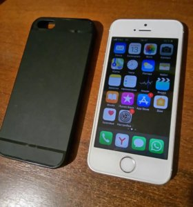 iPhone SE Silver 64gb обмен есть.