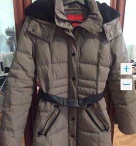 Зимняя куртка новая Mango
