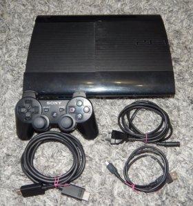 PlayStation 3 500gb 50 игр