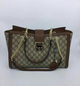 Новая сумка Padlock medium GG.