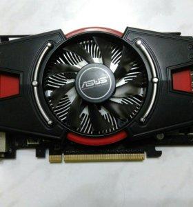 Игровая видеокарта Asus gtx 550 ti 1gb ddr5