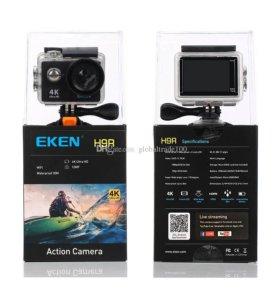 Экшн камера Eken H9 Black новая.