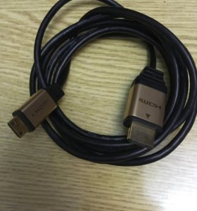 HDMI to miniHDMI