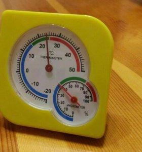 Гигрометр термометр