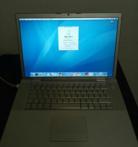 """Apple MacBook Pro 15"""" A1150 ноутбук"""