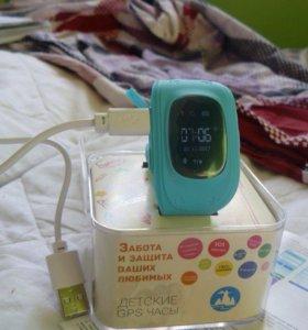 Часы-телефон для детей с GPS+подарок
