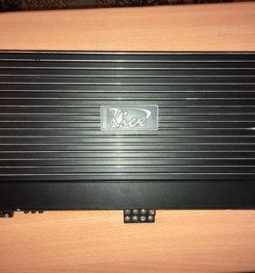 Автомобильный усилитель kicx rts 4.100