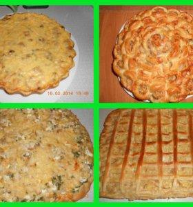 Тортики, пироженки, капкейки на заказ.