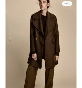 Пальто Massimo dutti, новое.