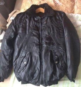 Куртка  бушлат форменный