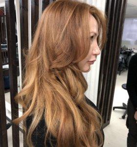 Стрижки от парикмахера стилиста