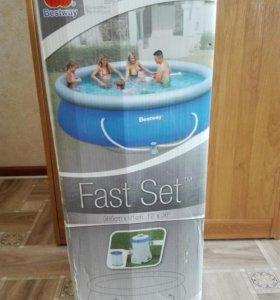 Бассейн Bestway Fast set