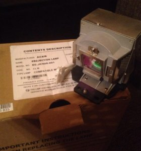 Лампа для проектора ACER EC.JC900.001 с модулем