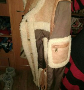 "Куртка зимняя ""Мальборо"""