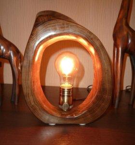 Дизайнерский светильник-ночник