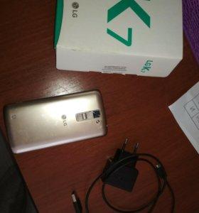 Продам LG K7