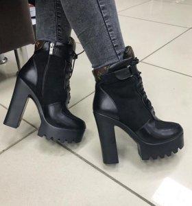Очень крутые ботинки