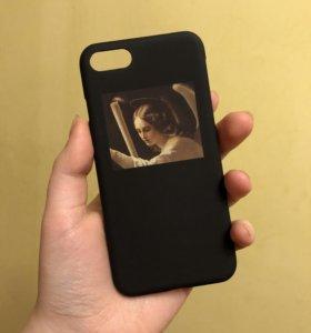 Чехол на iPhone 7 новый