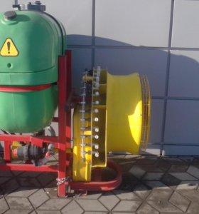 Опрыскиватель садовый под трактор модель Е24.