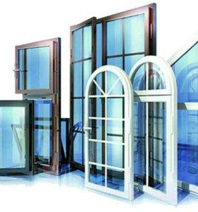 Пластиковые окна, двери, лоджии от производителя!