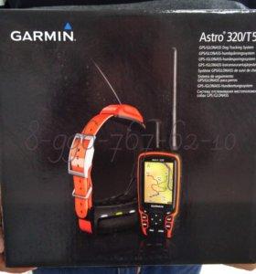 Новые Garmin Astro 320 с ошейником T5