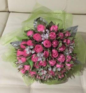 Мини букет 51 роза